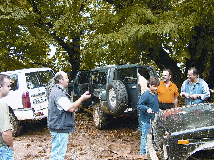 Pelion jeep tour
