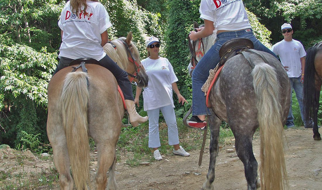 Horse Riding in Pelion